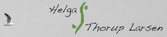 Helga Thorup Logo